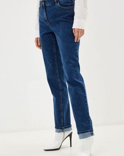 Синие зимние джинсы Gerry Weber