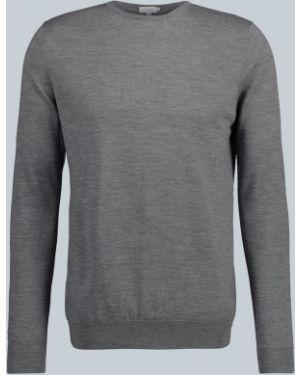 Klasyczny sweter wełniany Sunspel