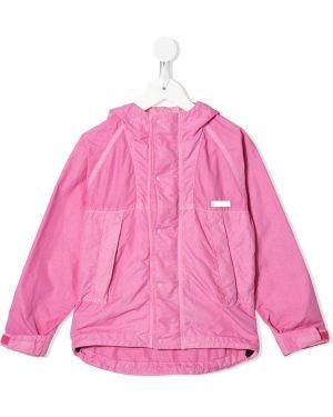 Розовая куртка Denim Dungaree