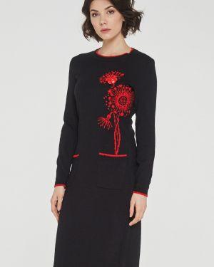 Платье с цветочным принтом платье-сарафан Vay