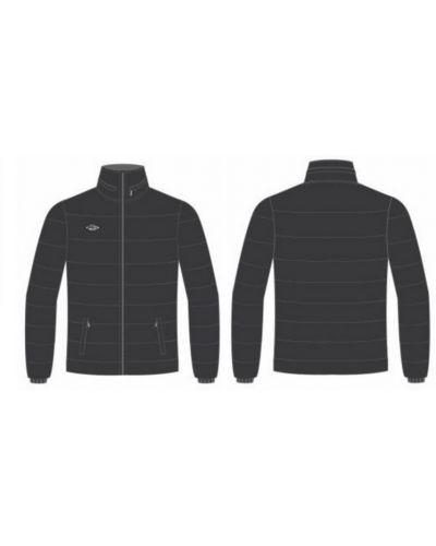 Утепленная куртка спортивная с капюшоном Umbro