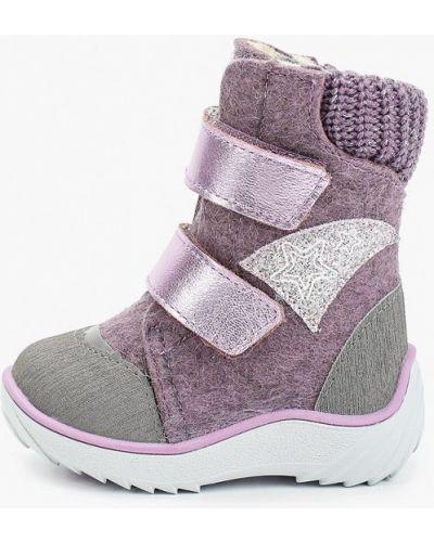 Фиолетовые валенки котофей
