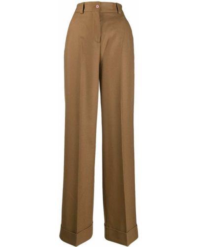 Брюки с завышенной талией свободные брюки-хулиганы Pt01