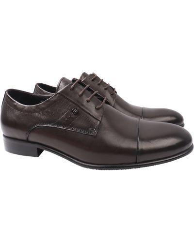 Кожаные туфли Arees Meniwa