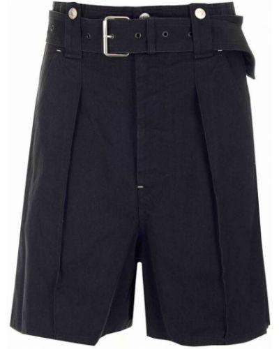 Spodnie - czarne Isabel Marant