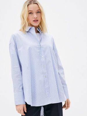 Рубашка с длинным рукавом - голубая Rich&royal
