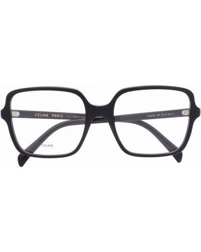 Черные очки с логотипом Céline Eyewear