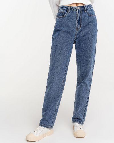 Длинные синие джинсы с карманами Befree