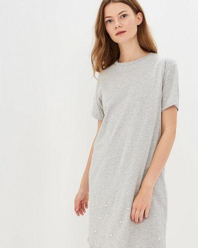 Платье футболка осеннее Brave Soul