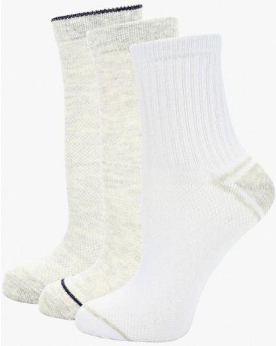 Носки белые серые Infinity Kids