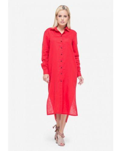 Платье платье-рубашка осеннее Morandi