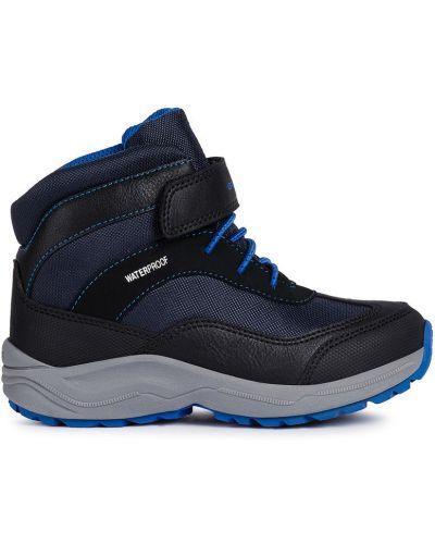 Buty czarny Geox