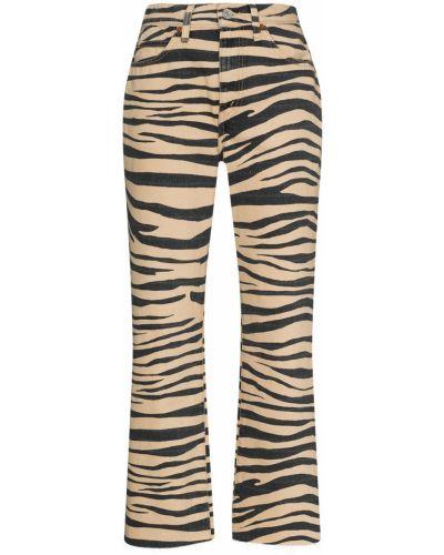 Klasyczne czarne jeansy bawełniane Re/done