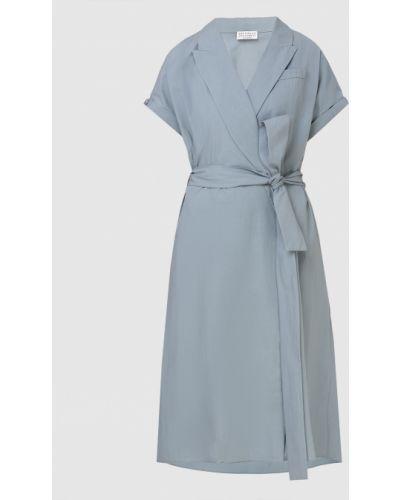 Платье миди Brunello Cucinelli