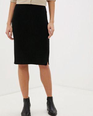 Платье осеннее черное Rodier