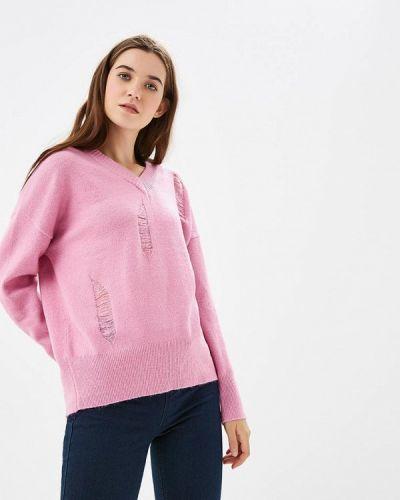 Розовый пуловер 2018 Befree