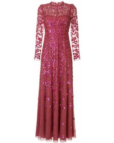 Платье макси длинное Needle & Thread