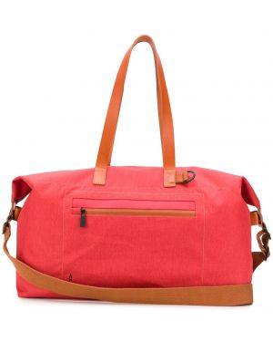 Красная нейлоновая дорожная сумка Ally Capellino