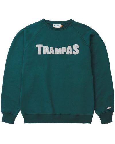Zielona bluza dresowa Karhu