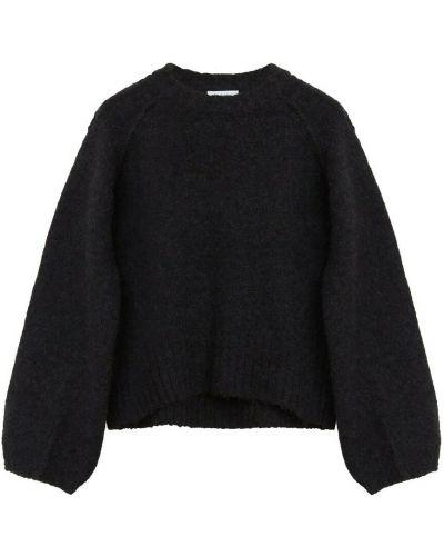 Czarny sweter Rodebjer