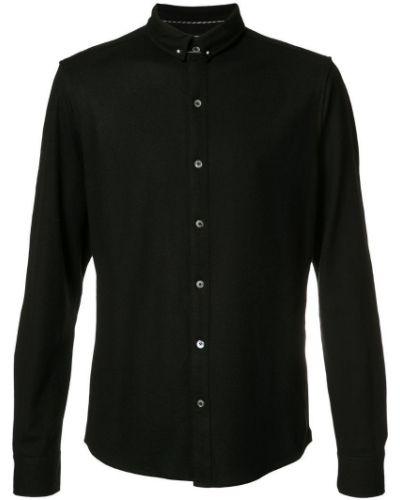 Черная рубашка Private Stock