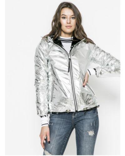 Джинсовая куртка с капюшоном с карманами Guess Jeans
