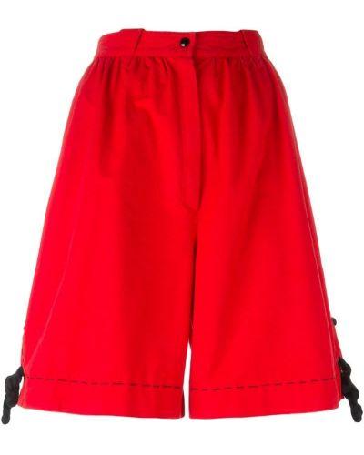 Однобортные шорты Thierry Mugler Pre-owned