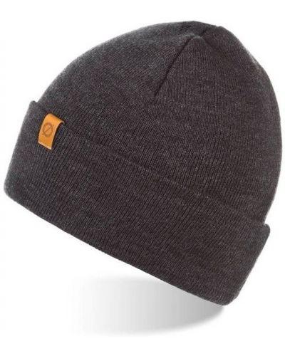 Czarna czapka z akrylu Merg