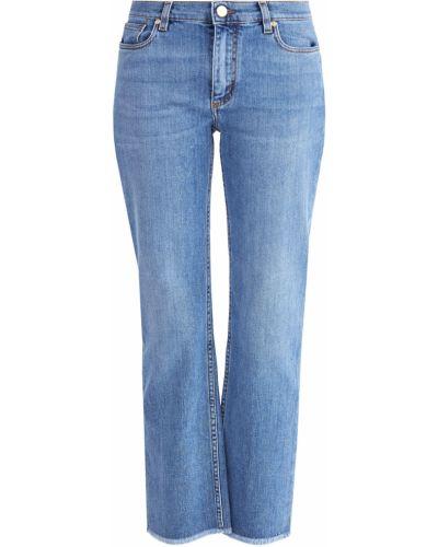 Расклешенные джинсы укороченные классические Etro