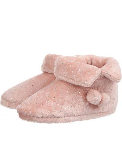Домашние тапочки - розовые Naviale