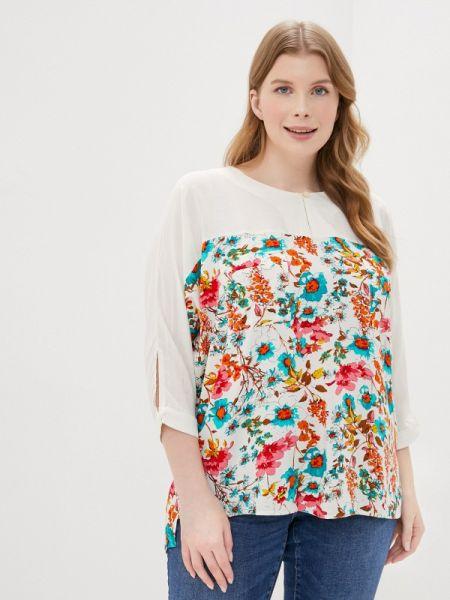 Блузка с длинным рукавом розовая весенний Amarti