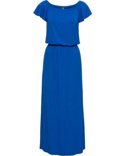 Платье с разрезами по бокам трикотажное Bonprix