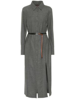 Шерстяное платье для офиса Altuzarra