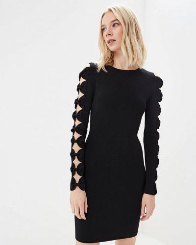 Черное платье прямое Ted Baker London