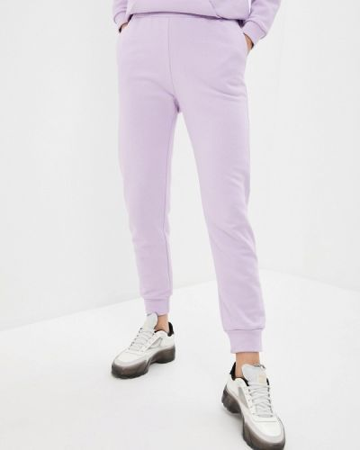 Фиолетовые спортивные брюки Mari Vera