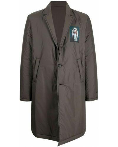 Brązowy płaszcz Undercover