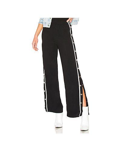 Спортивные брюки с лампасами на резинке By The Way.