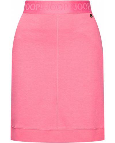 Różowa spódnica ołówkowa Joop!