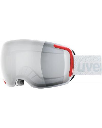 Белая маска для рук Uvex