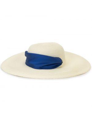 Шляпа с широкими полями - белые Eugenia Kim