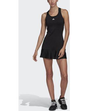 Платье теннисное эластичное Adidas