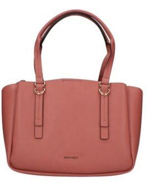 Różowa torba na ramię Nine West