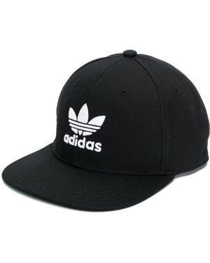 Czapka z logo czarny Adidas