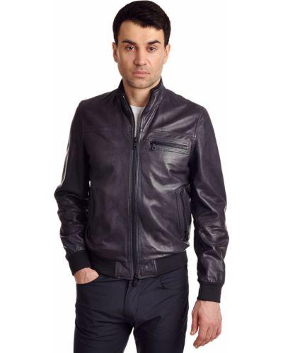 Серая куртка Lagerfeld