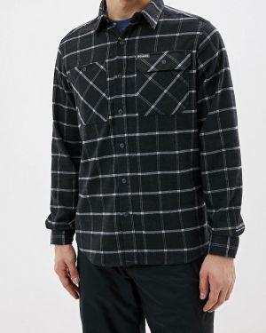 Рубашка черная Columbia