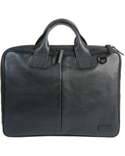 Кожаная сумка Lagerfeld