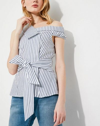 Белая блузка Pinko