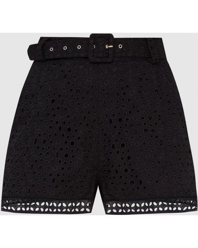 Черные шорты Charo Ruiz