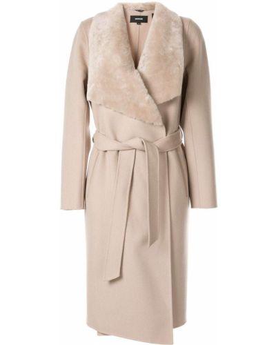 Пальто с воротником пальто Mackage