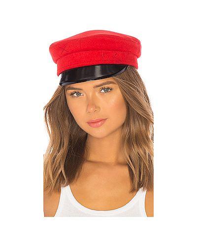 Красная кепка Ruslan Baginskiy